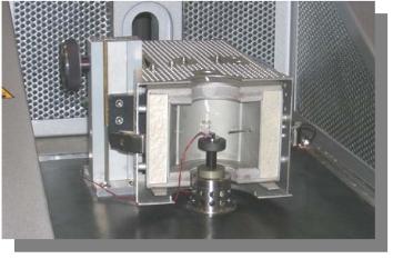 超高頻DMA測試腔體